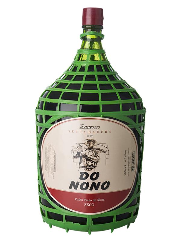 Tinto Seco Do Nono 4,5 litros