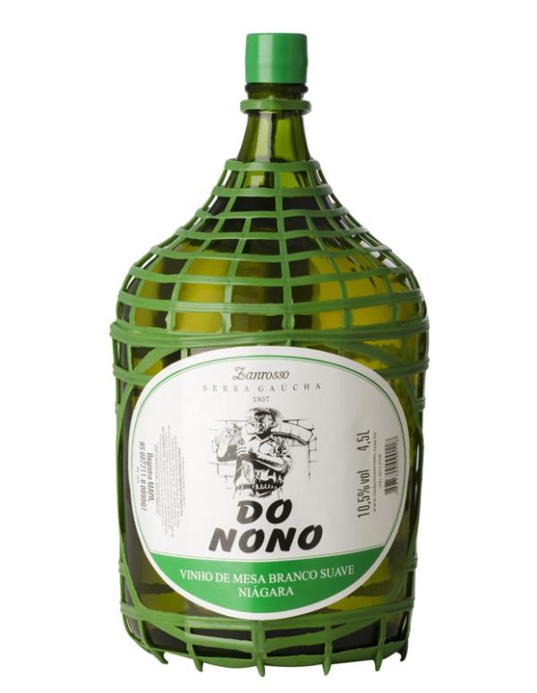 Vinho de Mesa Branco Suave Niágara 4,5 litros