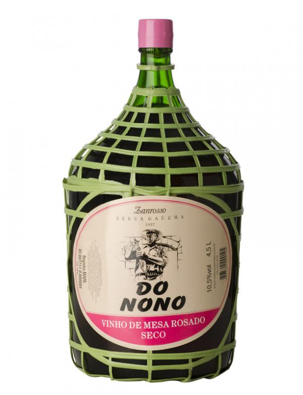 Vinho de Mesa Rosado Seco 4,5 litros