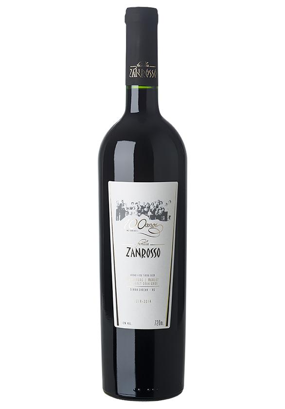 100 Anos família Zanrosso – 720ml